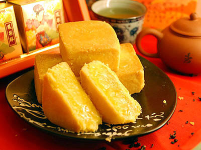 Taipei Local Specialty‧Shijia Pineapple Cake